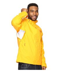 The North Face - Yellow Venture 2 Jacket for Men - Lyst