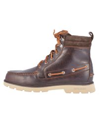 Sperry Top-Sider - Brown A/o Lug Boot Wp for Men - Lyst