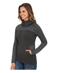 The North Face - Gray Harmony Park Pullover - Lyst