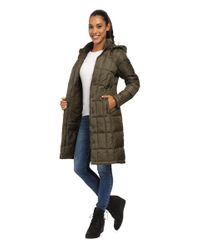 The North Face - Green Metropolis Parka - Lyst