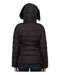 The North Face - Black Gotham Jacket - Lyst