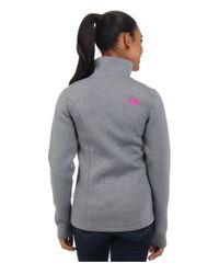 The North Face - Gray Haldee Jacket - Lyst
