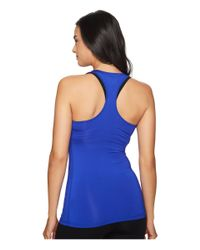 Brooks - Blue Go-to Tank Top - Lyst