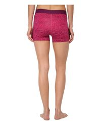 "Nike - Pink Dri-fittm Pro 3"" Venom Shorts - Lyst"