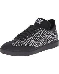 Adidas Originals - Black Samba Mc - Reflective Snake for Men - Lyst