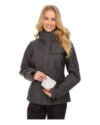 The North Face - Black Helata Triclimate® Jacket - Lyst