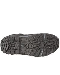 The North Face | Black Chilkat Leather Insulated for Men | Lyst