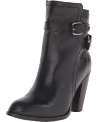 Frye - Black Jenny Shield Short - Lyst