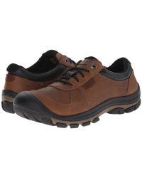 Keen - Brown Piedmont Lace for Men - Lyst