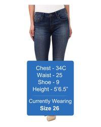 Mavi Jeans - Blue Alexa In Mid Soft Shanti - Lyst