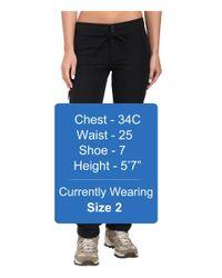 Mountain Hardwear - Black Yuma™ Pants - Lyst