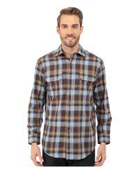 Pendleton - Blue Pioneer Shirt for Men - Lyst