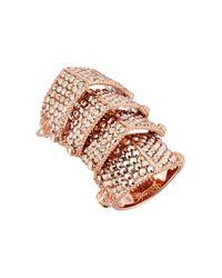 Vivienne Westwood - Metallic Regent Ring - Lyst