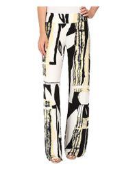 Kamalikulture - Multicolor Straight Leg Pants Go - Lyst