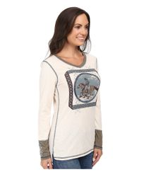 Double D Ranchwear - Multicolor Gaucho And His Horse Tee - Lyst