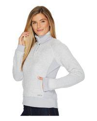Mountain Hardwear - Gray Monkey Woman Pullover - Lyst