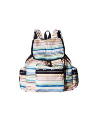 LeSportsac - Multicolor 3 Zip Voyager - Lyst