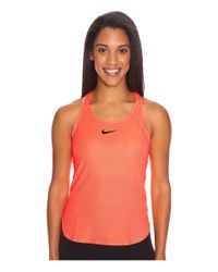 Nike - Multicolor Court Slam Breathe Tennis Tank Top - Lyst