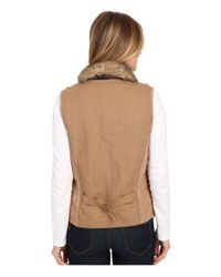 Double D Ranchwear | Brown Mansi Blossom Vest | Lyst