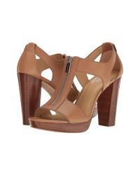 MICHAEL Michael Kors - Brown Berkley Sandal - Lyst