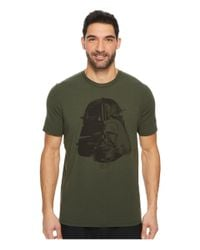 Under Armour - Green Star Wars Vader Short Sleeve Tee for Men - Lyst