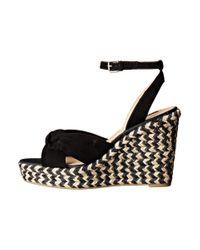 Frye - Black Charlotte Twist Ankle Sandal - Lyst