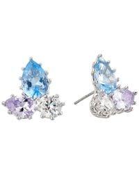 Eddie Borgo - Blue Estate Pop Studs Earrings - Lyst
