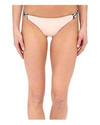 Mara Hoffman - White Starbasket Basket Bikini Bottom - Lyst