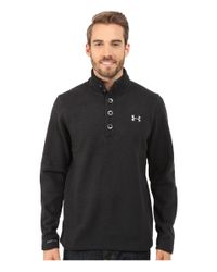 Under Armour - Black Specialist Storm Sweater for Men - Lyst