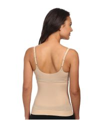 Spanx - Natural Shape My Day Open Bust Camisole - Lyst