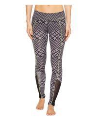 2xist - Gray Core Leggings - Lyst