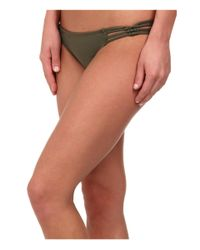 L*Space - Multicolor Summer Solids Sly Bottom - Lyst