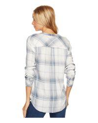 PAIGE - White Bernette Shirt - Lyst