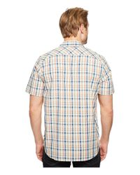 Toad&Co - Multicolor Ventilair Short Sleeve Shirt for Men - Lyst