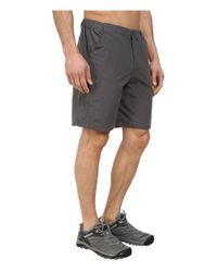 Woolrich - Gray Obstacle Short for Men - Lyst