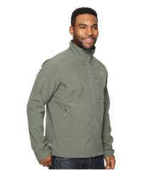 The North Face - Green Apex Bionic 2 Jacket for Men - Lyst