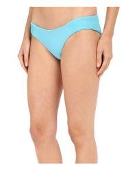 Tori Praver Swimwear - Blue Daisy Bottom - Lyst