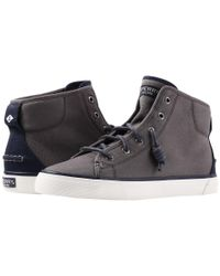 Sperry Top-Sider - Gray Seacoast Canyon - Lyst