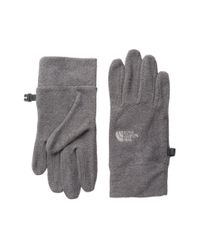 The North Face | Gray Women's Tka 100 Glove | Lyst