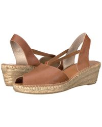 Andre Assous - Brown Dainty - Lyst