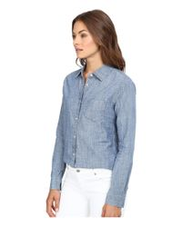 Joe's Jeans - Blue Judith Shirt - Lyst