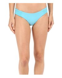 Tori Praver Swimwear - Blue Daisy Bottom - Lyst
