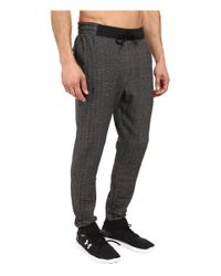 Under Armour - Gray Rival Cotton Novelty Jogger for Men - Lyst