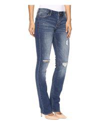Calvin Klein Jeans - Blue Straight Jeans In Halsey Wash - Lyst