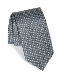 Brioni | Gray Silk Tie for Men | Lyst