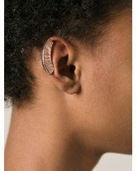 Bjorg - Pink Reflecting Spheres Earrings - Lyst