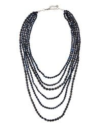 Nakamol - Multicolor Multi-strand Freshwater Pearl Necklace - Lyst