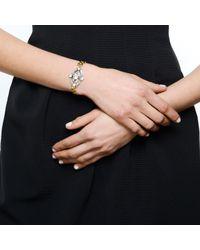Lulu Frost | Metallic Rococo Bracelet | Lyst