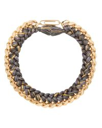 Aurelie Bidermann | Multicolor Copacabana Necklace | Lyst