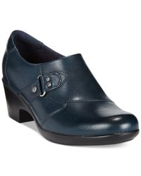 Clarks - Blue Collection Women's Genette Harper Shooties - Lyst